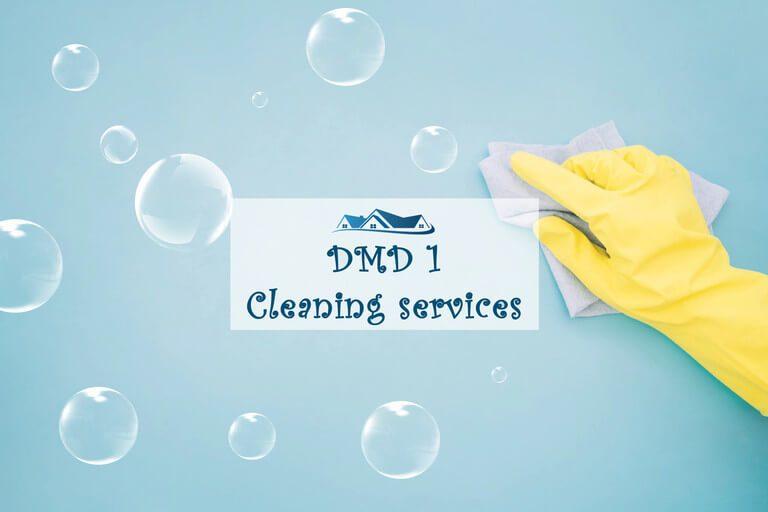 DMD1 cleaning services longon - izrabotka na uebsayt