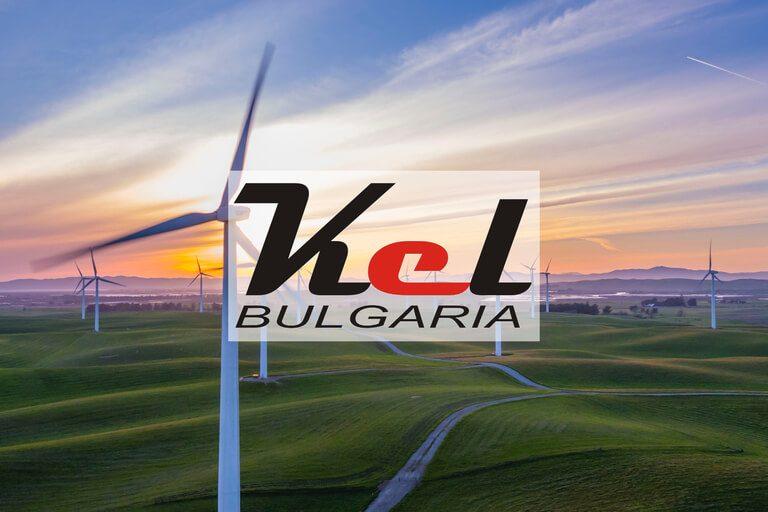 KEL Bulgaria - izrabotka na uebsayt